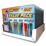 Bic Pen Club Store Packaging