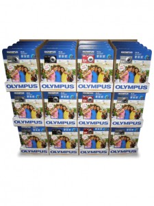 Olympus Camera Club Store Pallet