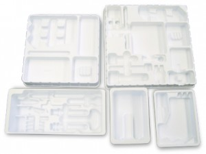 Medical Packaging Trays