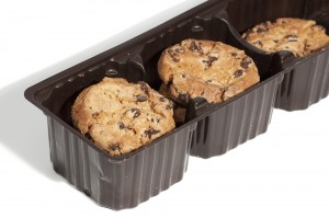 Plastic Food Packaging for Cookies